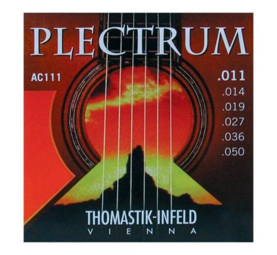Thomastik AC111 Plectrum | snarenset voor akoestische gitaar