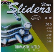 Thomastik Thomastik SL110 Blues Sliders 10 | 48 snarenset