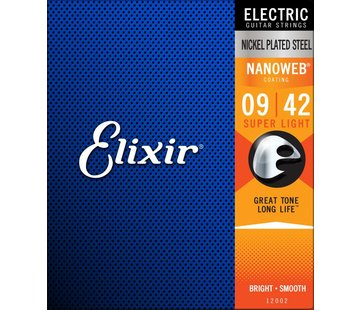 Elixir Elixir 12002 Super Light snarenset | 9 - 42