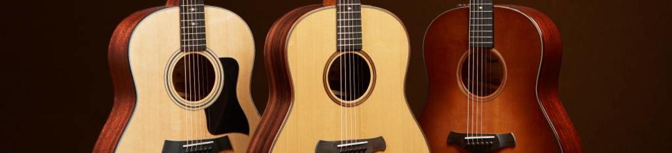 NIEUW: Taylor Grand Pacific gitaar