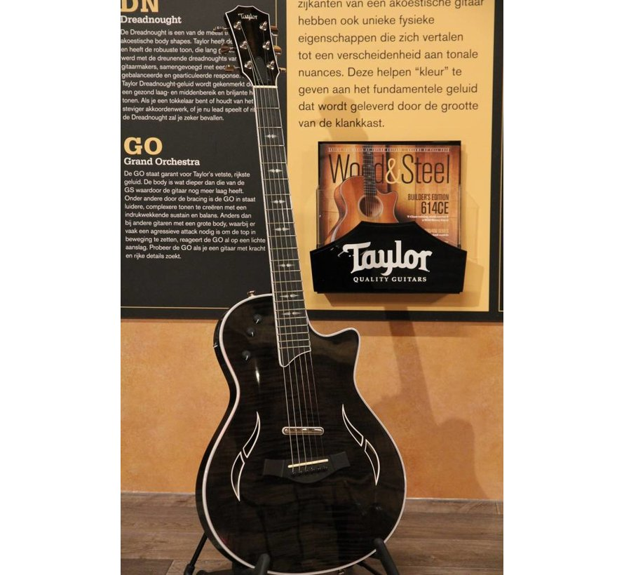Taylor T5z Pro Gaslamp Black