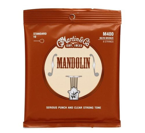 Martin Martin M400 Mandoline 10|34 snarenset