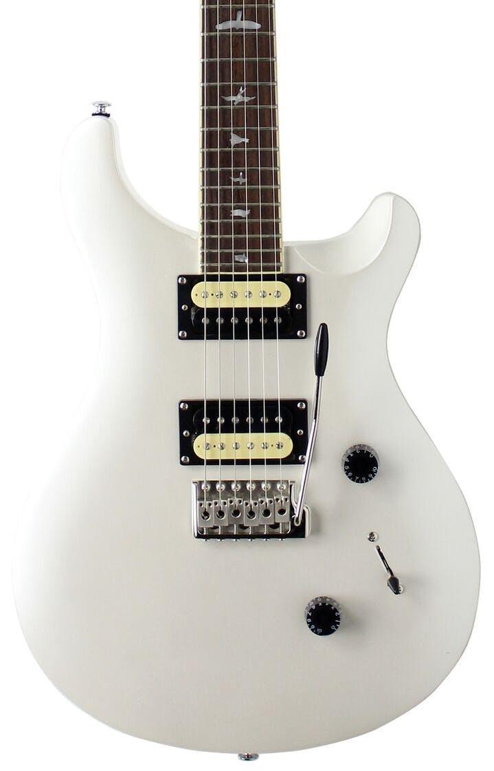 PRS SE Custom 24 White Pearle elektrische gitaar Souman