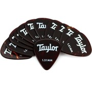 Taylor Taylor 12 Premium Celluloid plectrums Tortoise Shell