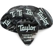 Taylor Taylor 6 Premium Thermex Ultra plectrums Black Onyx