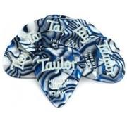 Taylor Taylor 6 Premium Thermex Ultra plectrums Blue Swirl