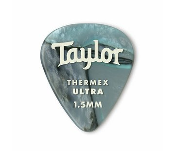 Taylor Taylor 6 Premium Thermex Ultra plectrums Abalone