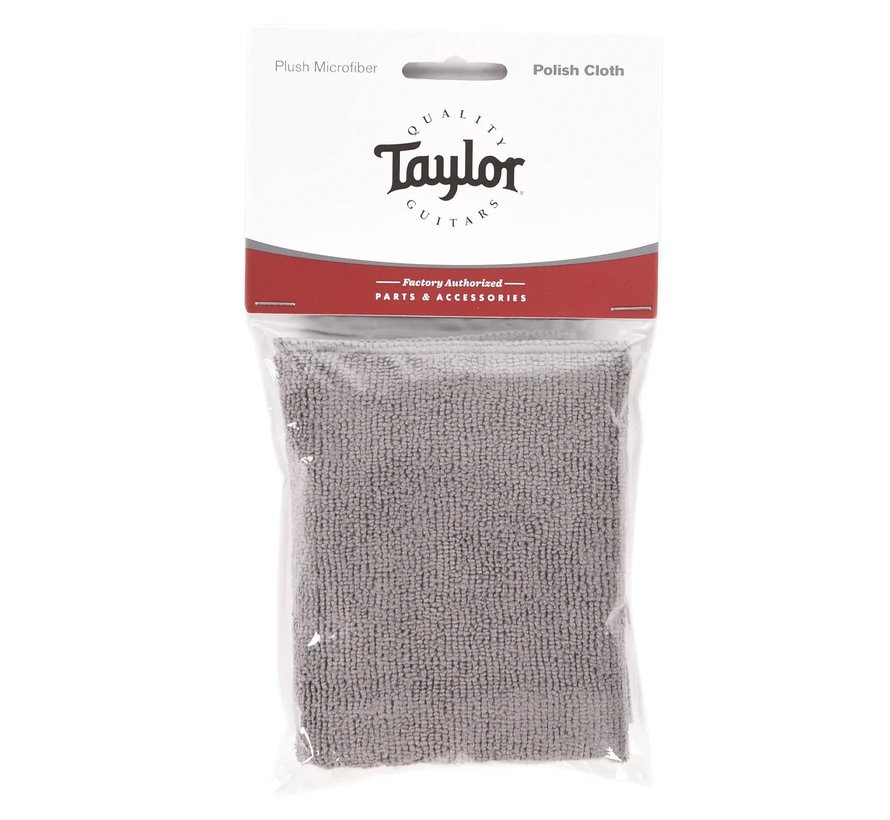 Taylor Premium Polish Plush Microfiber Doekje