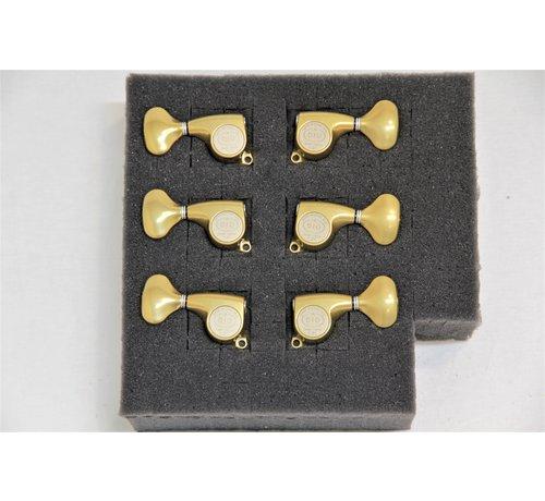 Taylor Taylor Gotoh 510 Gitaar Tuners 6 Stuks | Antique Gold