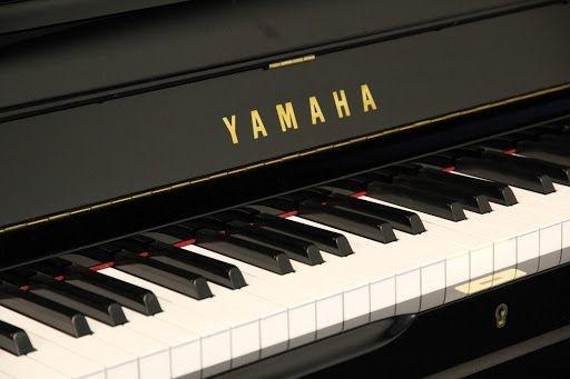 Waar je op moet letten bij het kopen van een Silent Piano. Hier zie je een silent piano klavier