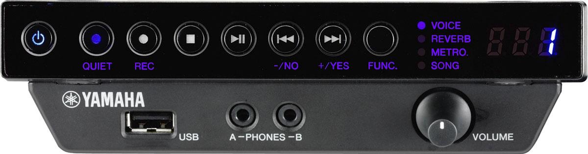 Yamaha SH systeem