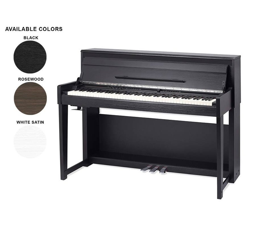 Medeli DP650K Black zwarte Digitale Piano | DP650K/BK