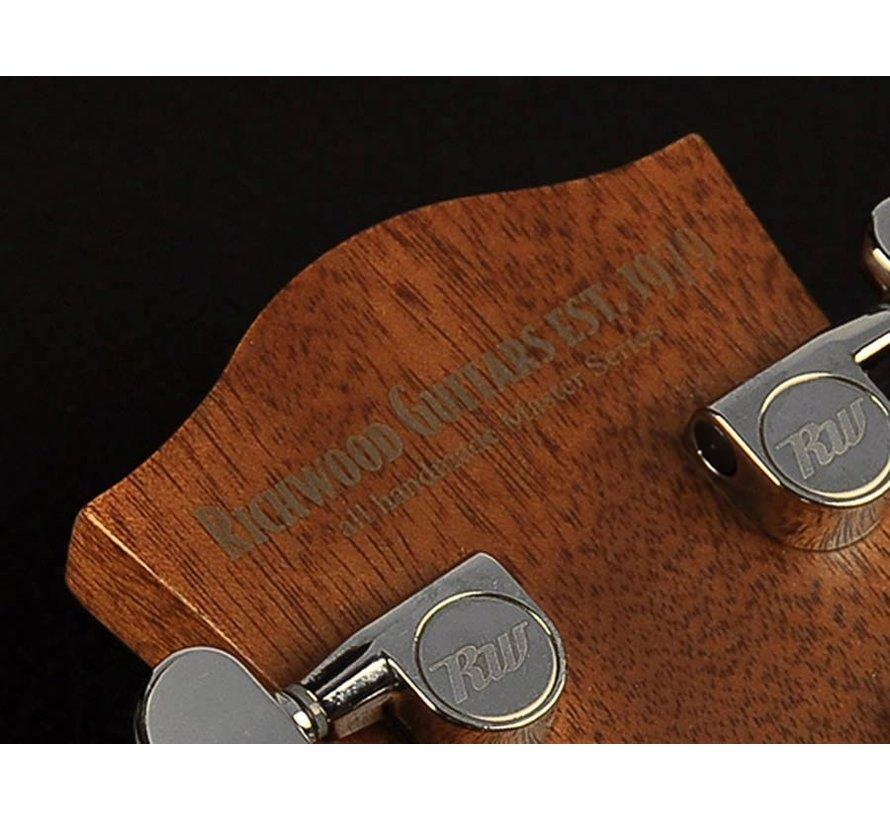 Richwood A-65-CEVA Semi Akoestische Gitaar | Master Series
