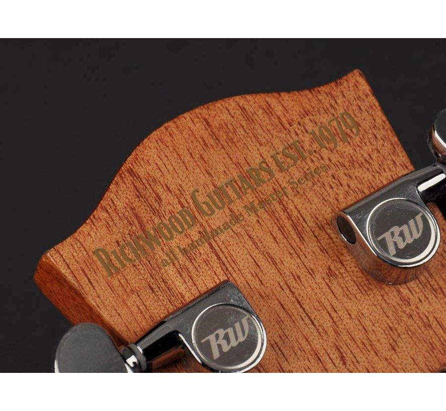 Richwood D-50-CE Semi Akoestische Gitaar | Mahonie | Master Series