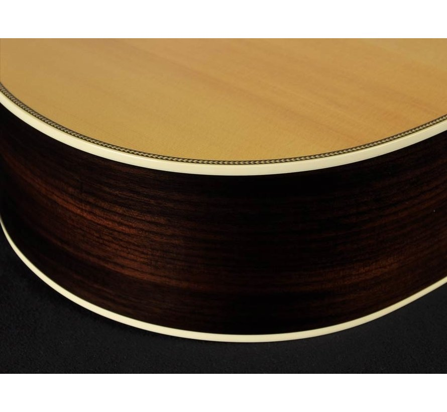 Richwood D-65-CEVA Semi Akoestische Gitaar | Master Series