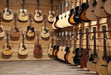 Richwood Master Series akoestische gitaren