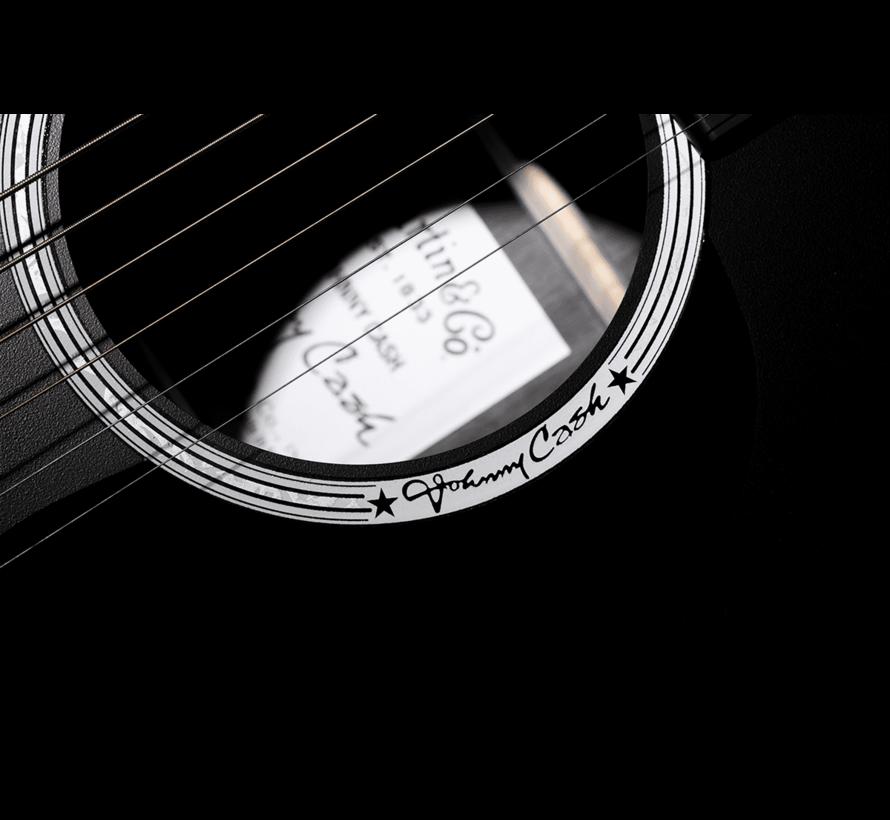 Martin DX Johnny Cash Guitar | DX-CASH