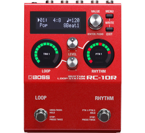 Boss Boss RC-10R Rhythm Loop Station