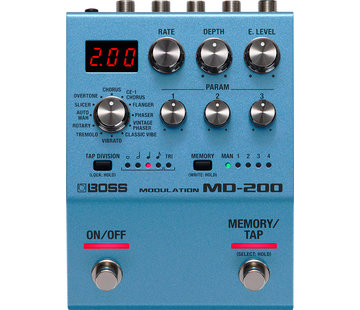 Boss Boss MD-200 Modulation