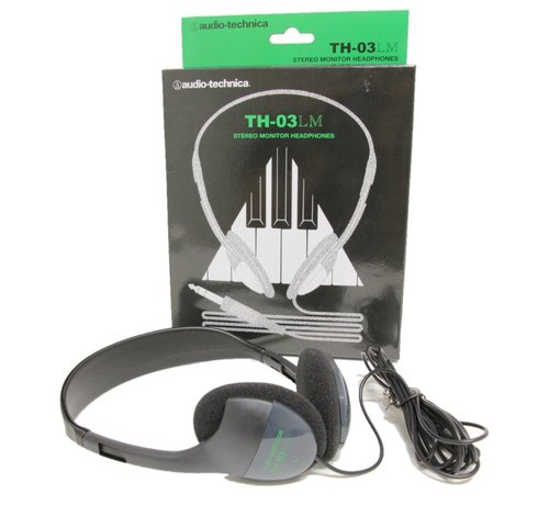 audio-technica TH-03LM Stereo Koptelefoon voor piano of keyboard