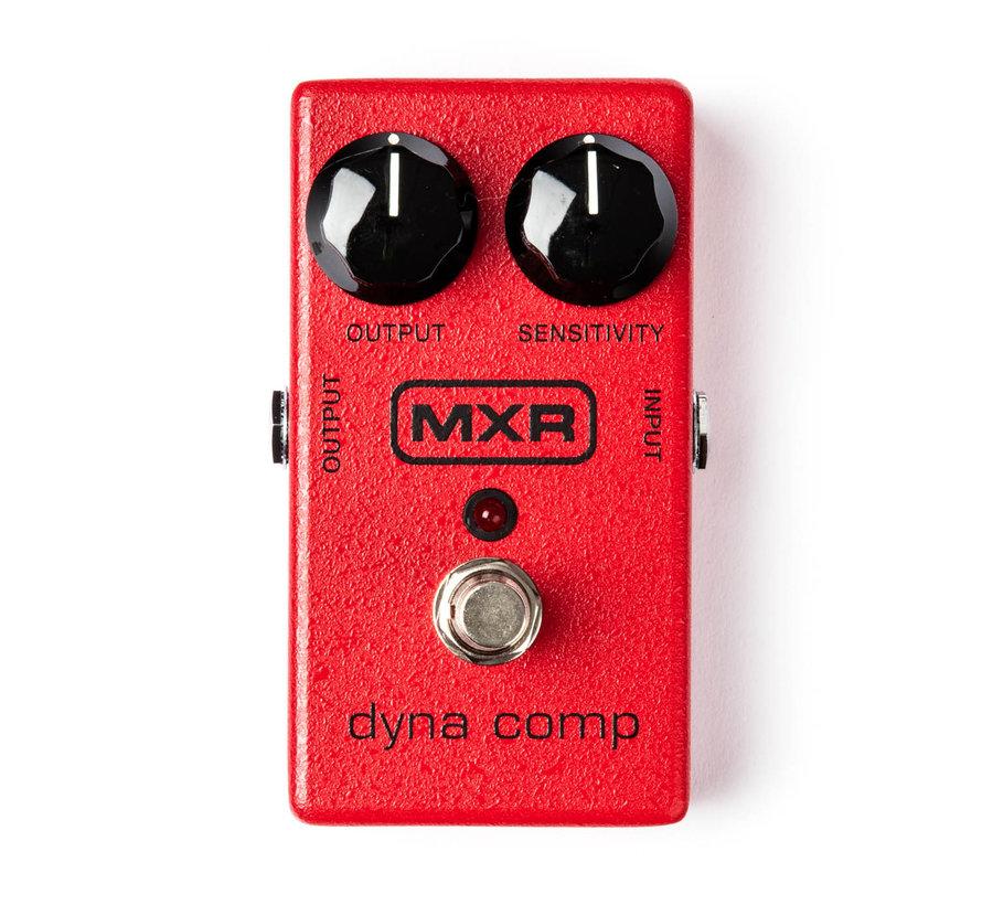 MXR M102 Dyna Comp effectpedaal