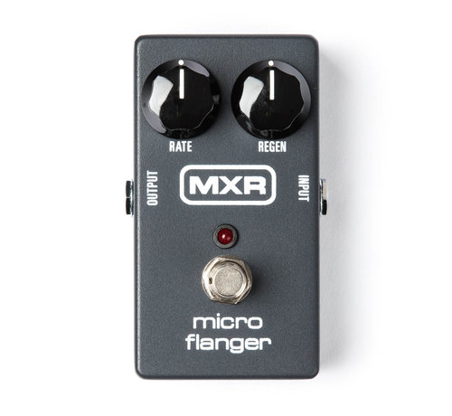 MXR MXR M152 Microflanger effectpedaal