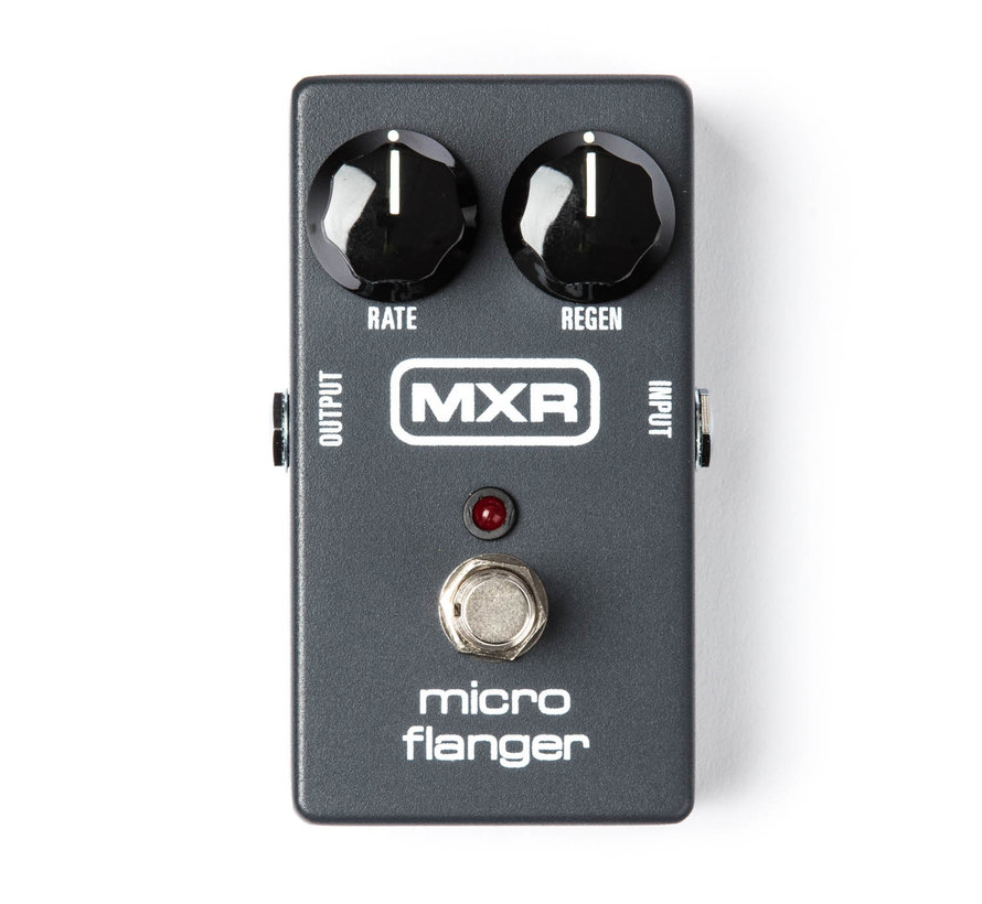 MXR M152 Microflanger effectpedaal