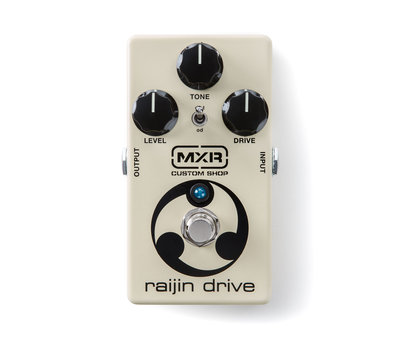 MXR MXR CSP037 Raijin Drive effectpedaal