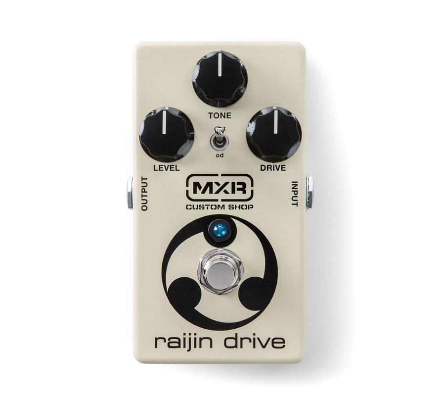 MXR CSP037 Raijin Drive effectpedaal