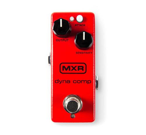 MXR MXR M291 Dyna Comp Mini effectpedaal