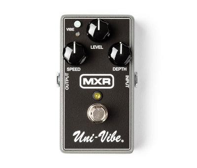 MXR MXR M68 Uni-Vibe Chorus/Vibrato effectpedaal