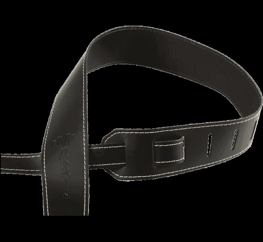 Martin 18A0046 lederen strap zwart | Martin Gitaarband