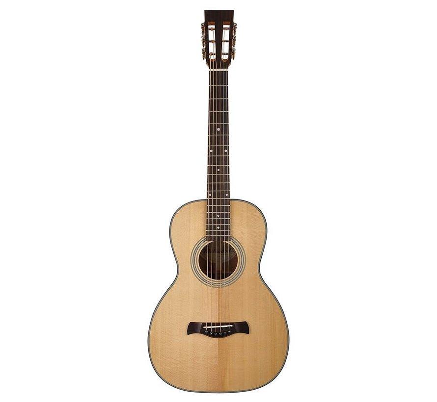 Richwood P-40 Parlor model akoestische gitaar | Master Series