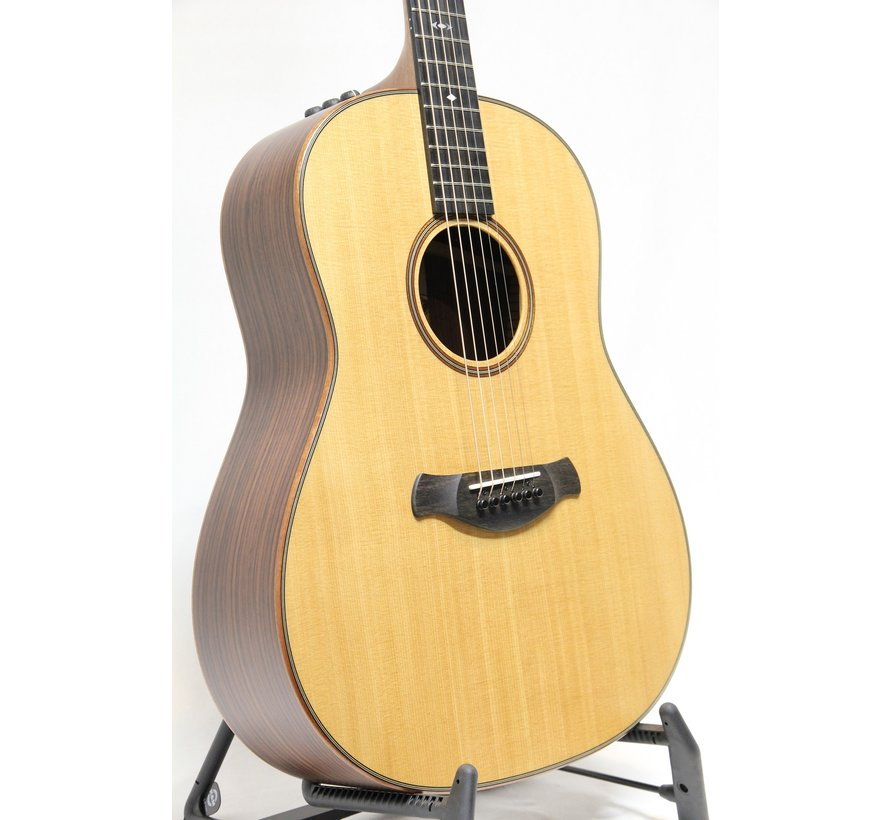 Taylor Builder's Edition 717e Grand Pacific V-Class Bracing | Nieuw model Taylor gitaar