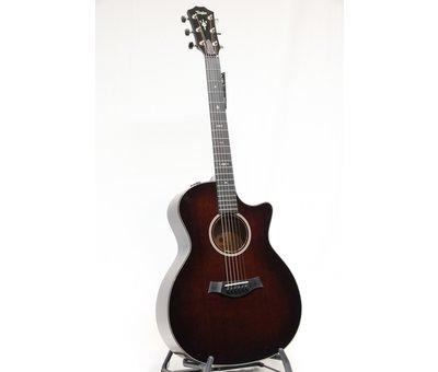 Taylor Taylor 524CE V-Class Bracing semi akoestische gitaar