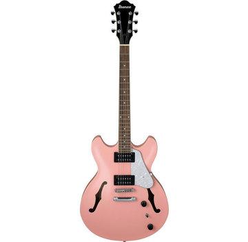 Ibanez Ibanez AS63-CRP Coral Pink Hollow Body gitaar