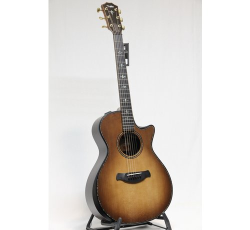 Taylor Taylor Builder's Edition 912ce WHB | Builders Edition Wild Honey Burst