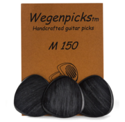 Wegen Picks Wegen Picks 1.5mm M150 Zwart