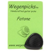 Wegen Picks WEGEN PICKS 5mm Fatone ZWART