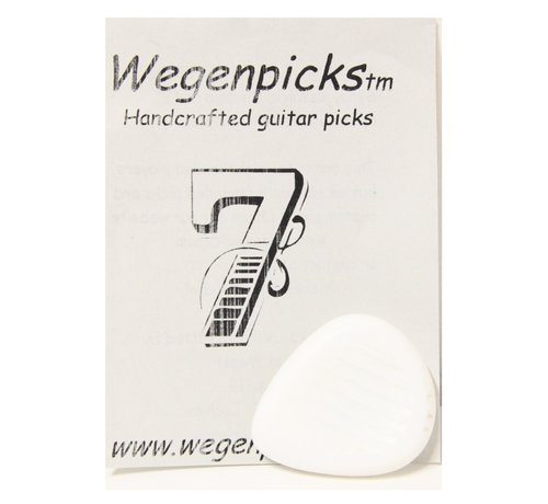Wegen Picks WEGEN PICKS 7mm 7 WIT