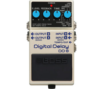 Boss Boss DD-8 Digital Delay gitaar effectpedaal