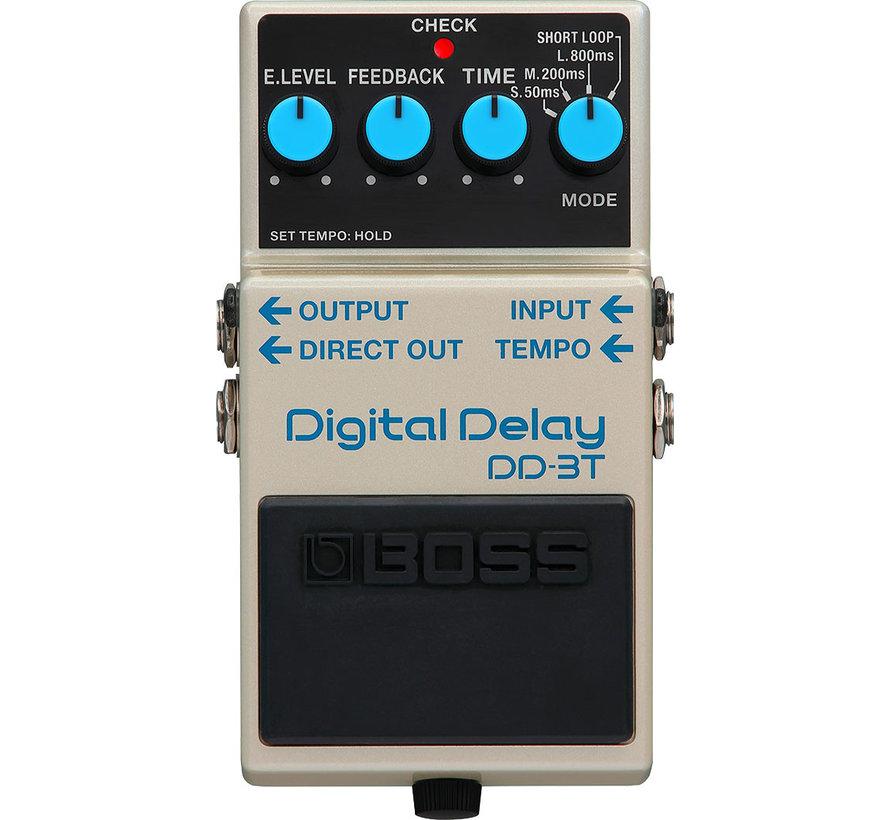 Boss DD-3T Digital Delay gitaar effecpedaal