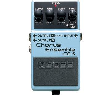 Boss Boss CE-5 Chorus Ensemble gitaar effectpedaal