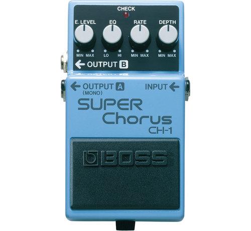 Boss Boss CH-1 Super Chorus gitaar effectpedaal