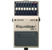 Boss Boss GE-7 Equalizer gitaar effectpedaal