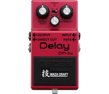 Boss Boss DM-2W Delay gitaar effectpedaal