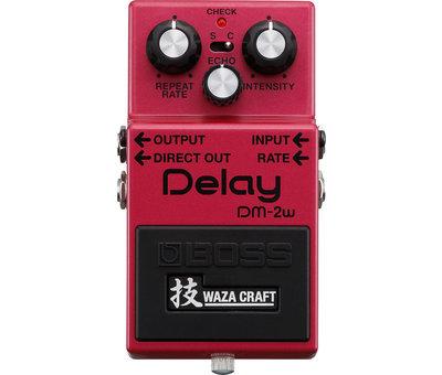 Boss Boss DM-2W Delay gitaar effectpedaal