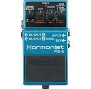 Boss Boss PS-6 Harmonist gitaar effectpedaal