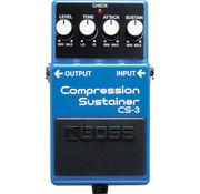Boss Boss CS-3 Compression Sustainer gitaar effectpedaal