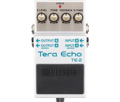 Boss Boss TE-2 Tera Echo gitaar effectpedaal